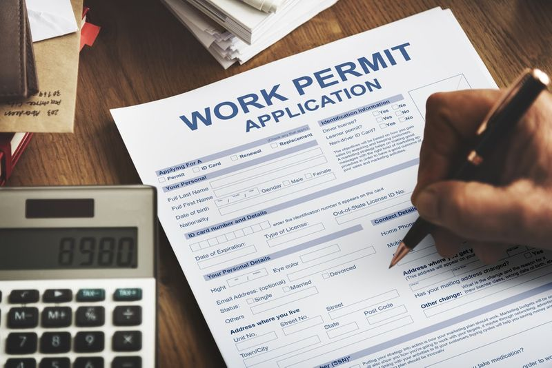 Canadian Work Permit Application Job Employment | work in Canada