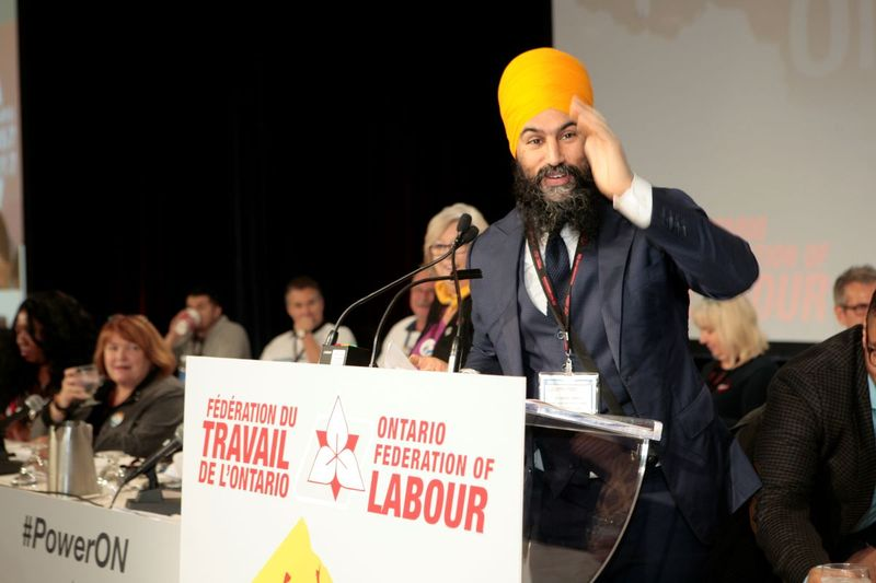 Jagmeet Singh 2019 Elections Canada   immigrate to Canada