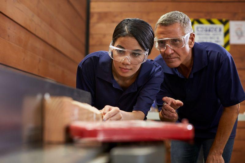 Skilled Trades Program - carpenter apprenticeship
