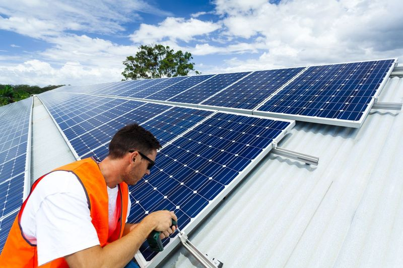 solar power technician