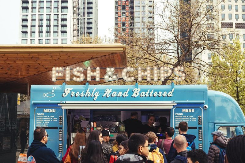 fish and chips food truck | business immigration to Canada