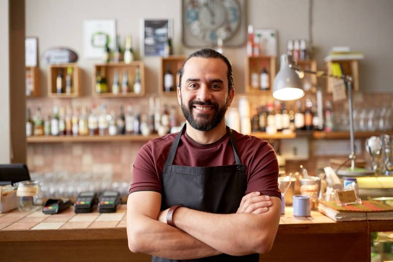 small business owner in restaurant |  businesses opportunities in Canada