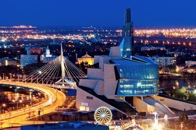 Winnipeg Manitoba Canada | Canadian permanent residency